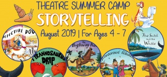 Storytelling Summer camp in July - 4 to 7 years