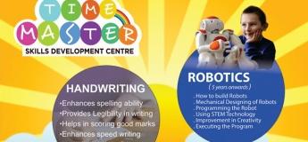 Time Master Skills Development Center's Summer Camp 2019