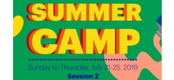 Children's Summer Camp at Jameel Arts Centre: Session 2