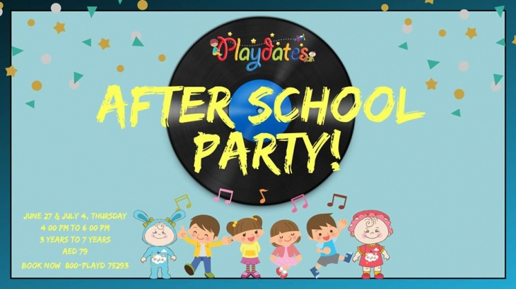 After School Party @ Playdates