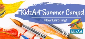KidzArt Creative Summer Program