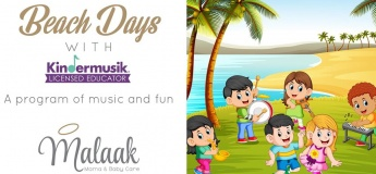 Malaak Summer Program - Beach Days