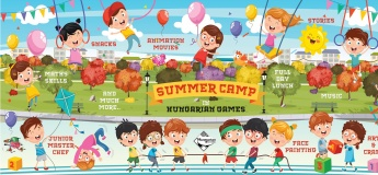 Summer Camp @ Hungarian Games 2019