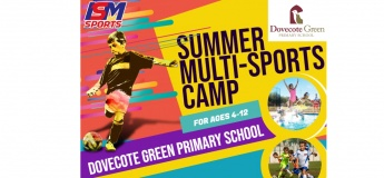 Summer Camp @ Dovecote Green Primary School 2019