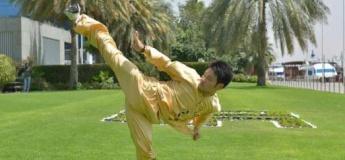 Shaolin Kung Fu Summer