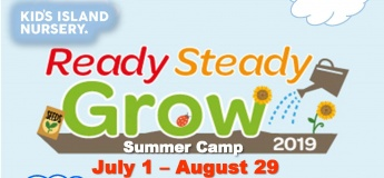 Ready, Steady, GROW! Summer Camp