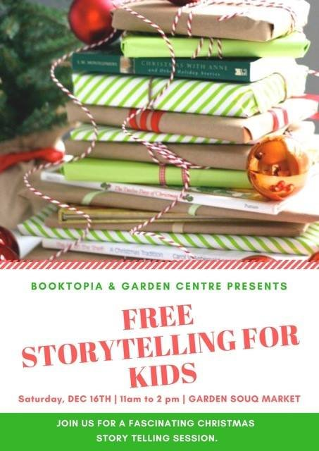 Christmas Stories For Kids.Free Christmas Story Telling For Kids Tickikids Dubai