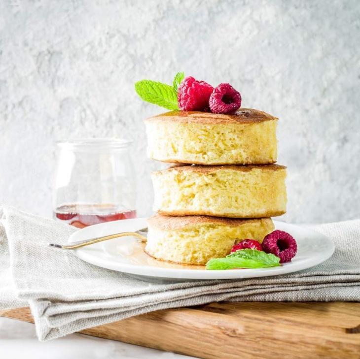 Kids Masterclass: Japanese pancake with whipped cream - Manara