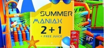 Summer Maniax