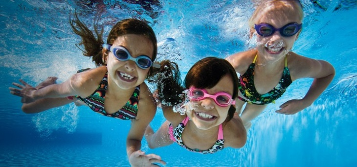 Learn to Swim Classes for Children @ Motor City