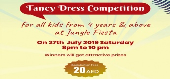 Fancy Dress Competition Dubai 2019