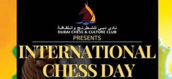 Dubai Chess Club International Chess Day Festival