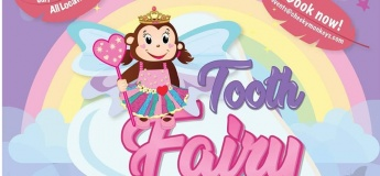 Tooth Fairy Day @ Cheeky Monkeys
