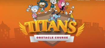 KidZania Titans - Obstacle Course