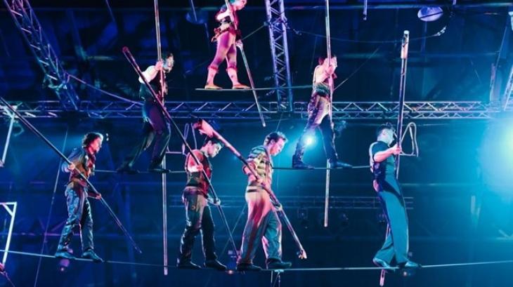 Caribbean Circus at Dalma Mall