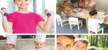 Children's Summer Workshops at The Farm, Al Barari