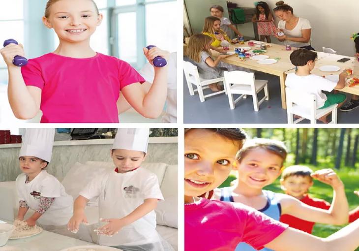 Children's Summer Workshops at The Farm, Al Barari