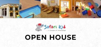 Open House @ Safari Kid Jumeirah Beach Residence Nursery