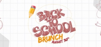 Back to School Brunch @ Jebel Ali Clubhouse