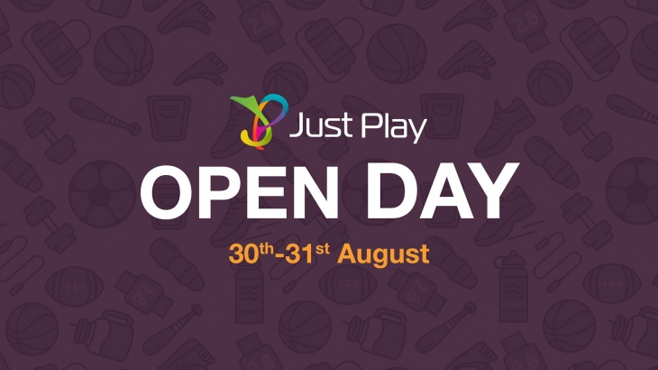 Just Play Open Day