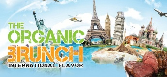 Organic International Brunch