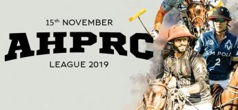 AHPRC League November 2019