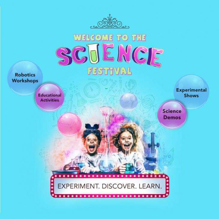 Mercato Science Festival