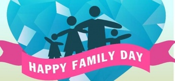 Happy Family Day @ Funky Monkeys