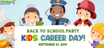 Back to School Party: Kids Career Day