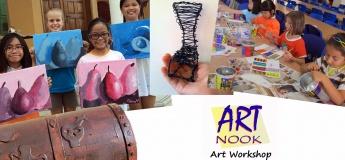 Artnook Art & Craft Workshop