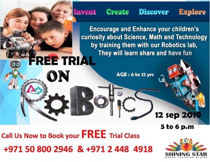 Robotics Free Trial