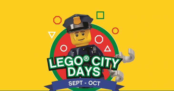 LEGO® City Days