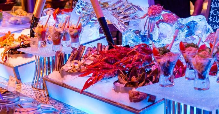 Seafood Souq (THURSDAYS)