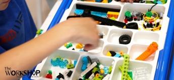 Lego Robotics Workshop - Into Orbit - Part 3