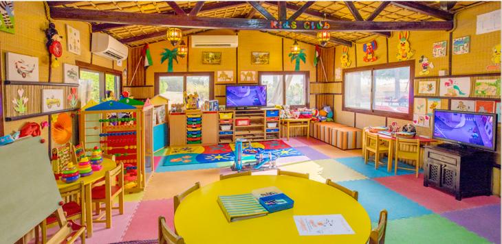 Aladdin's Kids Club @ Bab Al Shams Desert Resort & Spa