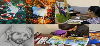 Art Classes @ Ocean Kids