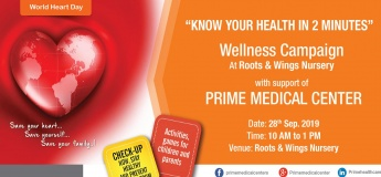 Come & Celebrate World Heart Day with us
