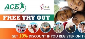 FREE Tryout Day @ Star International School Mirdif