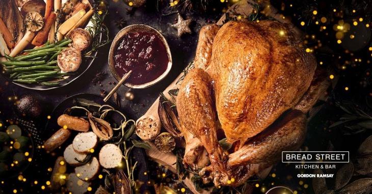 Gordon Ramsay Christmas Dinner.Bread Street Kitchen Christmas Eve Dinner Tickikids Dubai