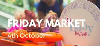 October Friday Market 2019