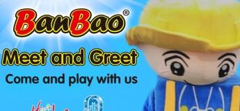 BanBao Meet & Greet @ Hamleys