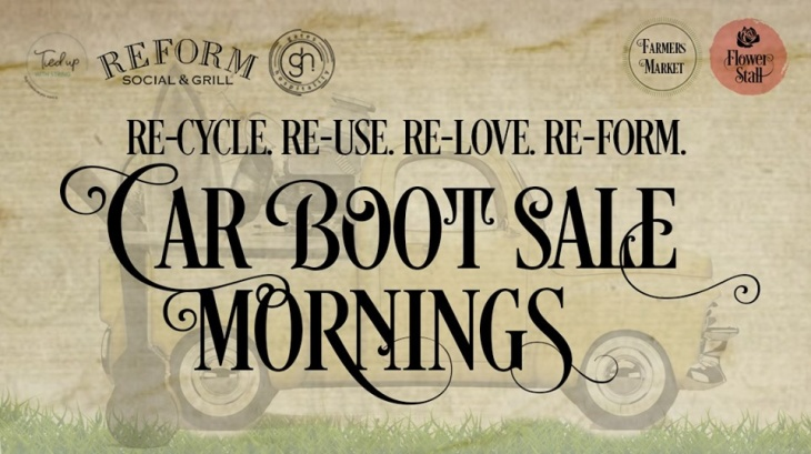 Reform Car Boot Sale Mornings