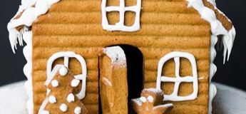 Kids Festive Class: Gingerbread House Building and Decorating