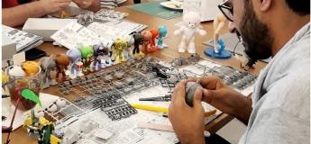 Gundam Build Night: October