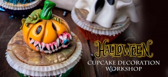 Halloween Cupcake Decorating Workshop