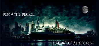 The QE2 Halloween Brunch