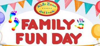 Family Fun Day - unlimited play - Saturday