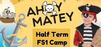 Ahoy Matey - Half-Term Camp