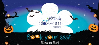 Halloween Event @ Blossom Burj Nursery