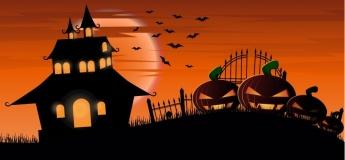 Halloween Dinner Buffet